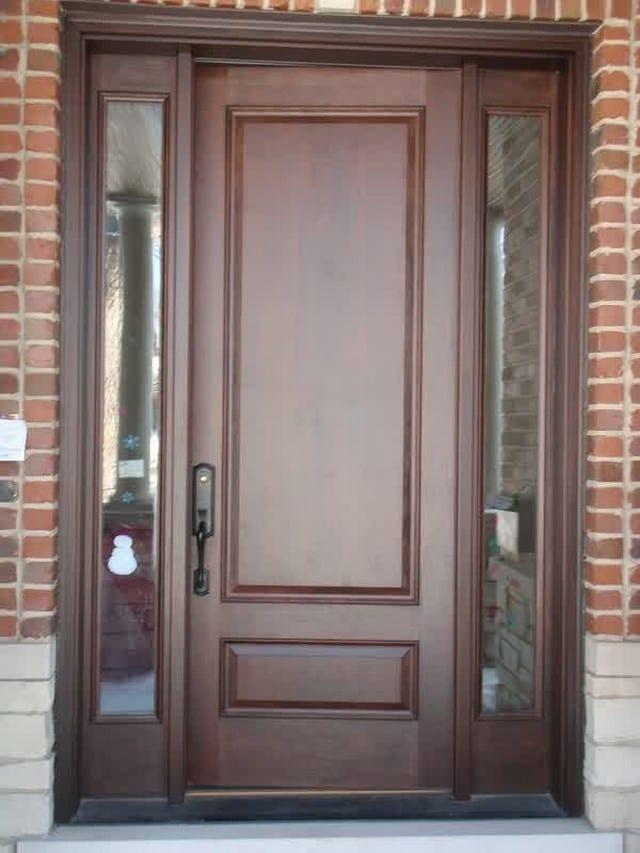 Doors Gunns Quality Glass Mirror