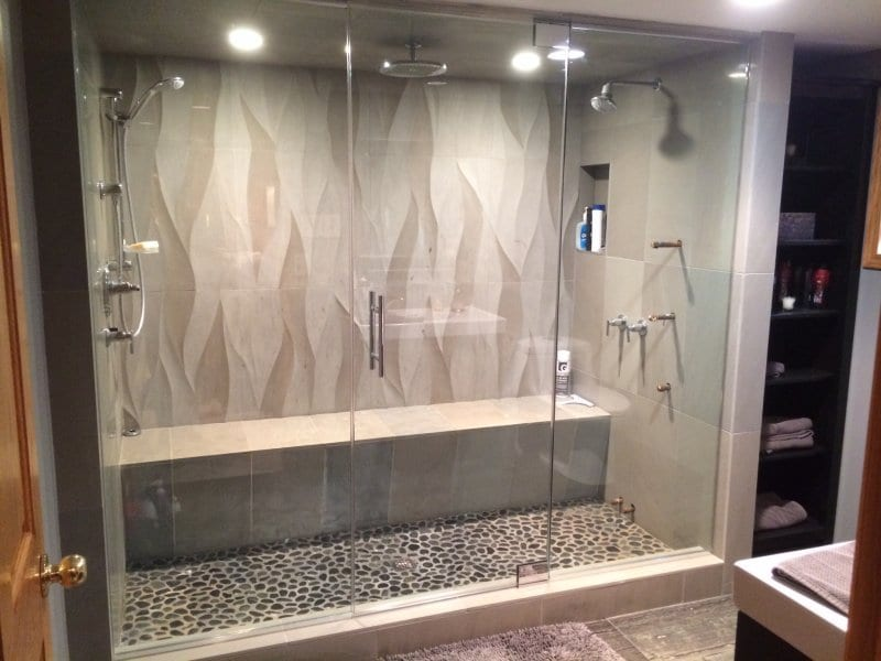 Shower Enclosures Gunn S Quality Glass Amp Mirror